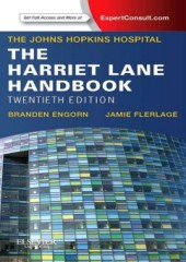 The Harriet Lane Handbook, 20/e
