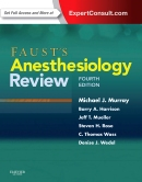 Faust's Anesthesiology Review-4판