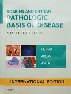 Robbins & Cotran Pathologic Basis of Disease,9/e(IE): With STUDENT CONSULT Online Access