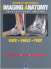 Diagnostic and Surgical Imaging Anatomy: Knee, Ankle, Foot IE판(Di-Series)