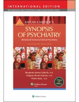Kaplan and Sadock's Synopsis of Psychiatry: Behavioral Sciences/Clinical Psychiatry-11판