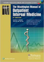 The Washington Manual of Outpatient Internal Medicine-2판