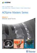 AO Spine Masters Series Volume 1: Metastatic Spinal Tumors