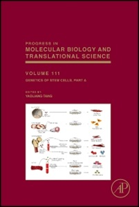 Genetics of Stem Cells, Volume 111: Part A