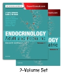 Endocrinology: Adult and Pediatric, 2-Volume Set, 7th Edition