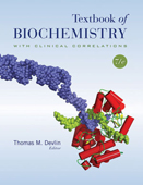 Textbook of Biochemistry with Clinical Correlations,7/e