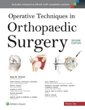 Operative Techniques in Orthopaedic Surgery, 2e