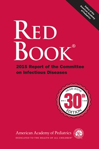 Red Book:2015 Report of the Committee on Infectious Diseases-30판