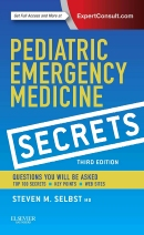 Pediatric Emergency Medicine Secrets,3/e