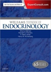 Williams Textbook of Endocrinology, 13/e
