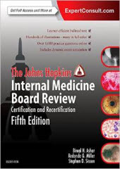 The Johns Hopkins Internal Medicine Board Review, 5/e