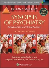 Kaplan and Sadock's Synopsis of Psychiatry: Behavorial Sciences/Clinical Psychiatry, 11e -Original online access code 포함