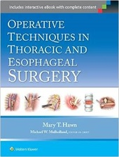 Operative Techniques in Thoracic and Esophageal Surgery