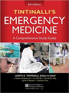 Tintinalli's Emergency Medicine: A Comprehensive Study Guide,8/e