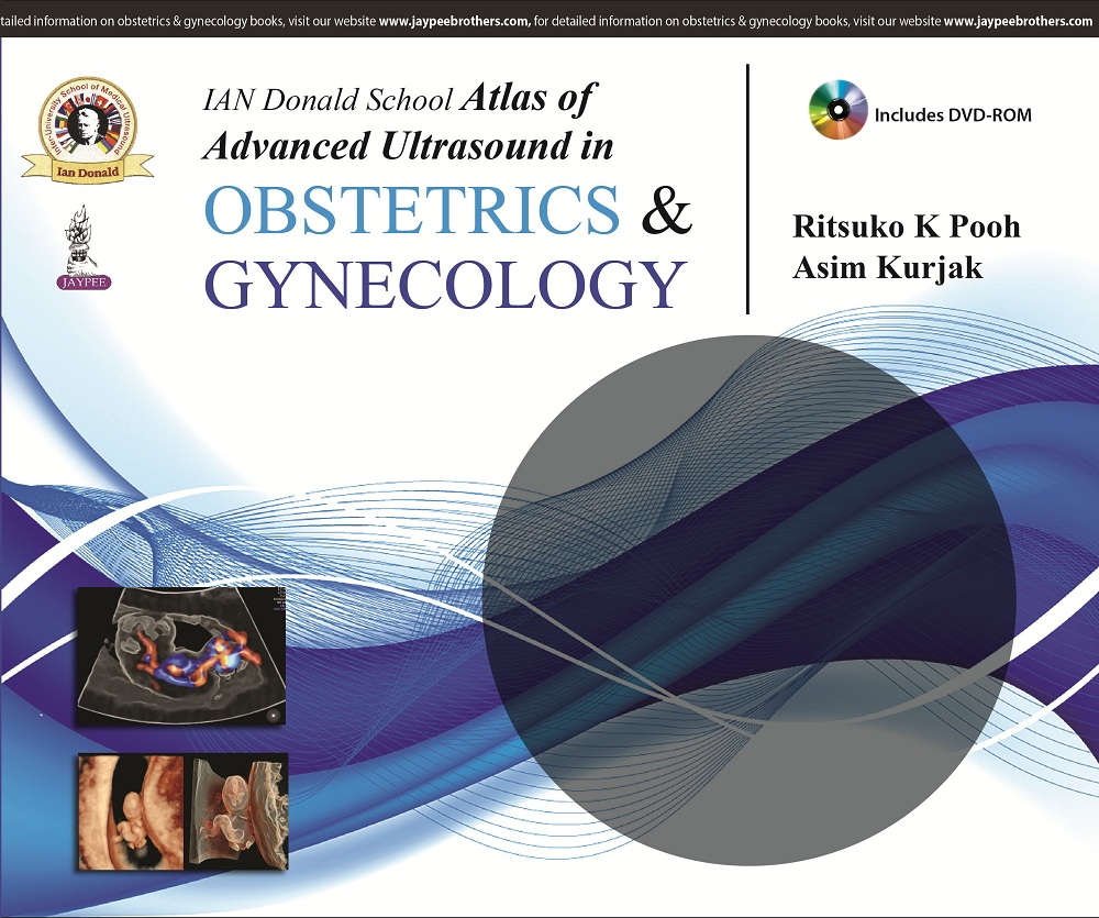Donald School Atlas of Advanced Ultrasound in Obstetrics and Gynaecology(DVD)