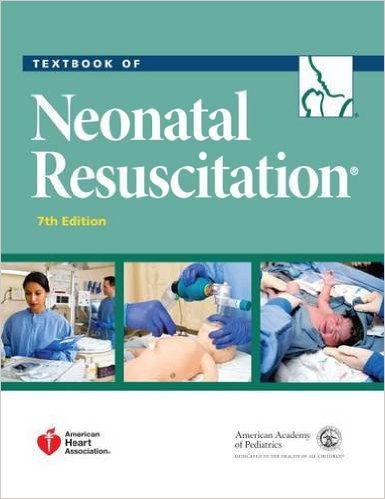 Textbook of Neonatal Resuscitation,7/e