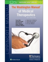 The Washington Manual of Medical Therapeutics, 35/e(MMT)