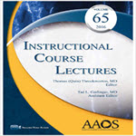 (ICL) Instructional Course Lectures, Volume 65, 2016
