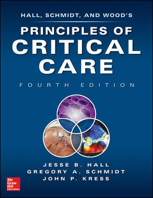 Principles of Critical Care, 4th edition