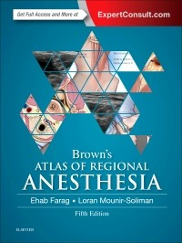Brown's Atlas of Regional Anesthesia-5판