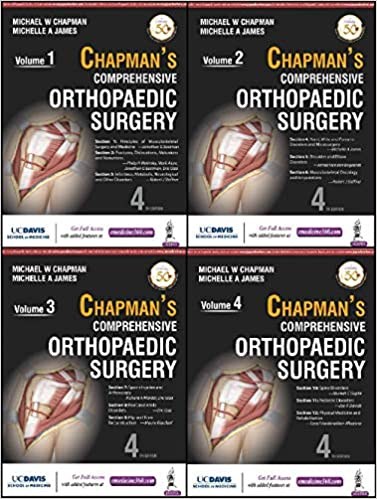 Chapman's Comprehensive Orthopaedic Surgery,4/e