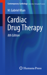 Cardiac Drug Therapy,8/e
