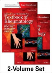 Kelley and Firestein's Textbook of Rheumatology, 2-Volume Set , 10/e