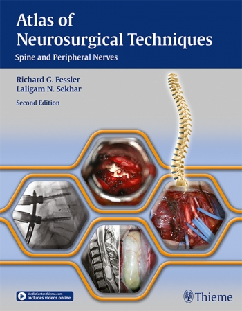 Atlas of Neurosurgical Techniques Spine and Peripheral Nerves , 2/e