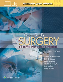 Greenfield's Surgery-6판