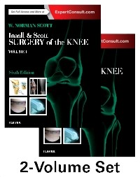 Insall & Scott Surgery of the Knee, 2-Volume Set, 6th Edition