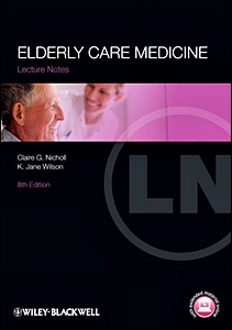 Lecture Notes:Elderly Care Medicine,8판
