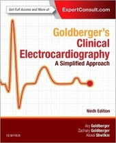 Goldberger's Clinical Electrocardiography, 9판