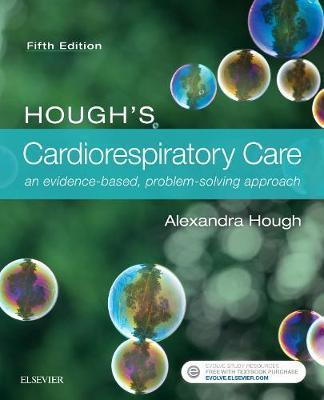 Hough's Cardiorespiratory Care, 5판