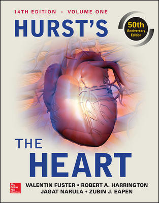 Hurst's The Heart, 14판 : Two Volume Set