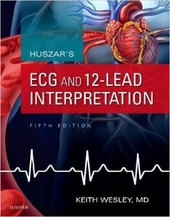 Huszar`s ECG and 12-Lead Interpretation, 5판