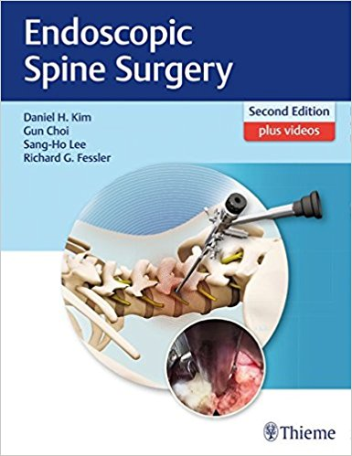 Endoscopic Spine Surgery , 2판