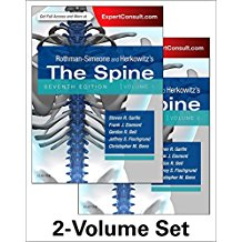 Rothman-Simeone and Herkowitz's The Spine, 2 Vol Set, 7판