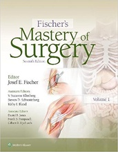 Fischer's Mastery of Surgery-7판