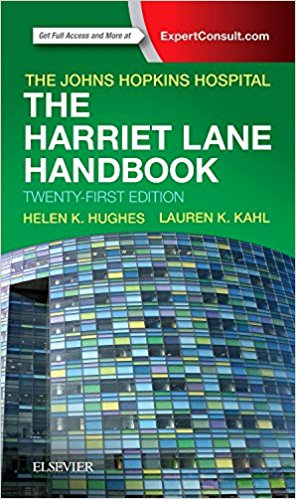 The Harriet Lane Handbook: Mobile Medicine Series, 21판