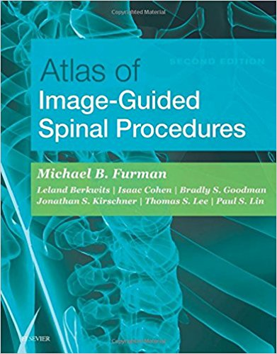 Atlas of Image-Guided Spinal Procedures,2판