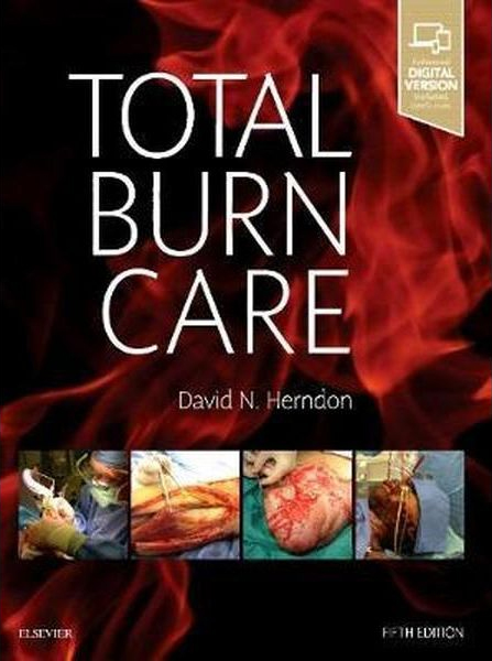 Total Burn Care, 5판