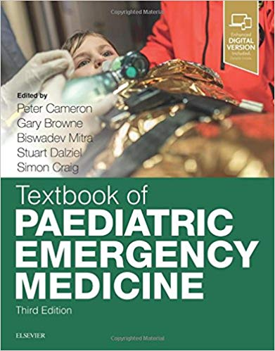 Textbook of Paediatric Emergency Medicine,  3판