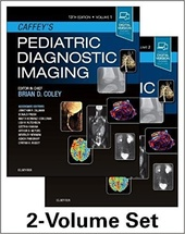 Caffey's Pediatric Diagnostic Imaging, 2-Vol Set-13판