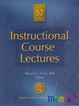 (icl)Instructional Course Lectures-2003 DVD포함
