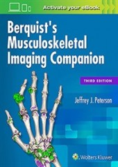 Berquist's Musculoskeletal Imaging Companion-3판(2017.12)