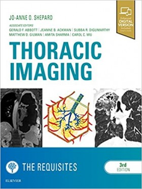 Thoracic Imaging The Requisites,3판
