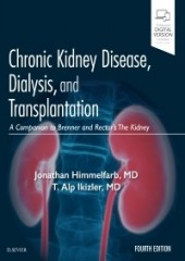 Chronic Kidney Disease, Dialysis, and Transplantation-4판