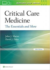 Critical Care Medicine: The Essentials and More-5판