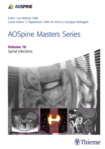 AOSpine Masters Series, Vol 10: Spinal Infections-1판