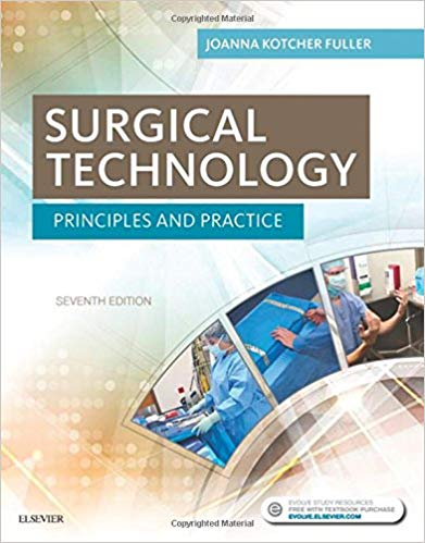 Surgical Technology: Principles and Practice-7판